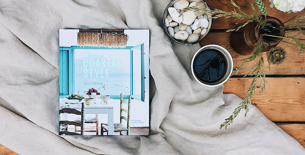 Relaxed coastal style book
