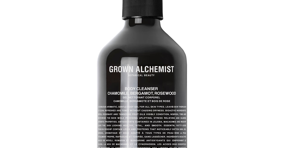 Body Cleanser - Chamomile, Bergamot & Rosewood 500ml