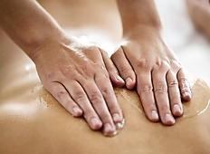 Achtsame Berührung Kuscheln Massage Huma