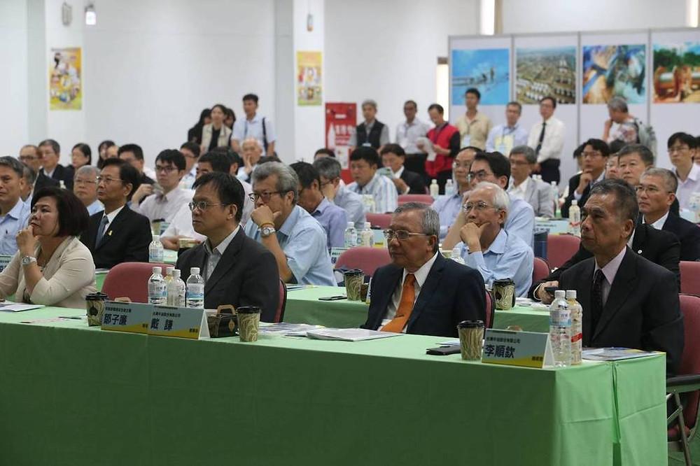 國內高風險企業的CEO,都出席了工安領導高峰會。記者劉學聖/攝影