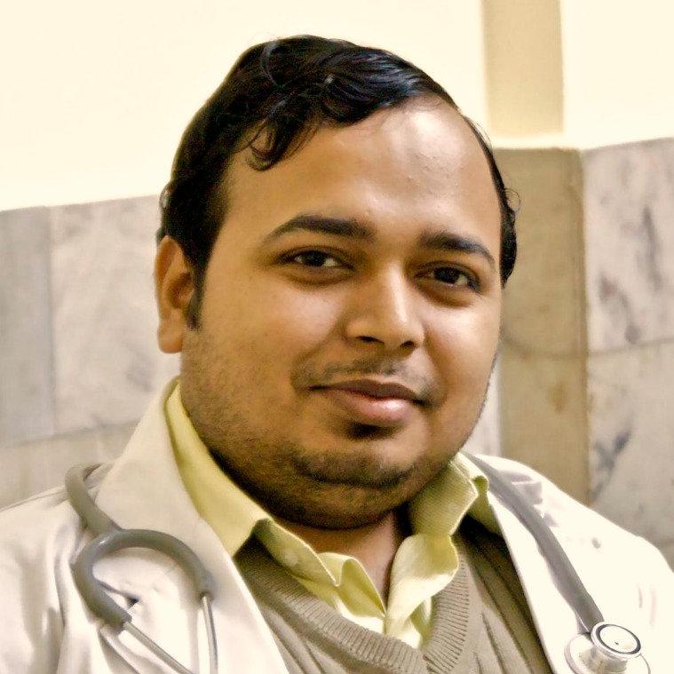 Dr. Anup Yadav (General Medicine)