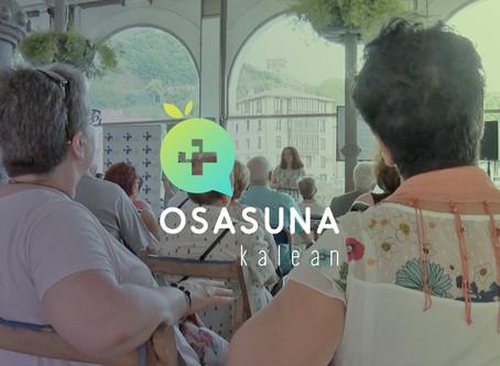 Nuestras charlas divulgativas vuelven a la calle: disfruta de Osasuna Kalean en el Tinglado (Tolosa)