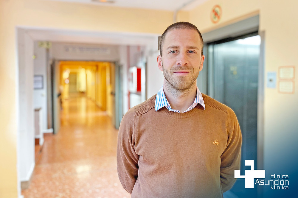 Francisco Fasano, coordinador de la Unidad de Dolor y Cirugía de Columna de Asunción Klinika