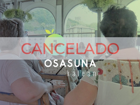 Canceladas las charlas presenciales de Osasuna Kalean debido al COVID