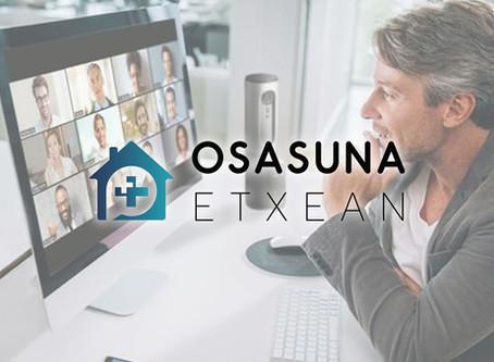 Osasuna Etxean: Charla online sobre osteoporosis del reumatólogo Jesús Valero el 20 de octubre