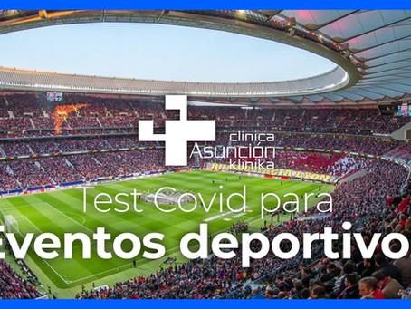 Futbol y Covid: celebra el gol con la tranquilidad de ser negativo