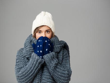 Consejos para protegernos de las bajas temperaturas