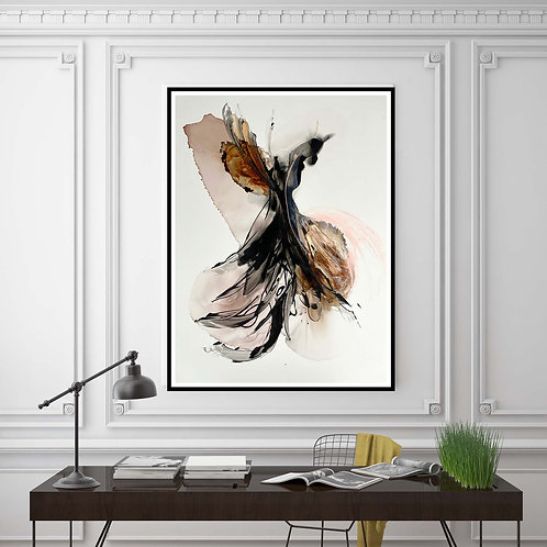 Ballerina-Ltd Edition Print