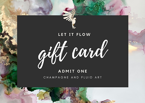 Let it Flow Gift Card