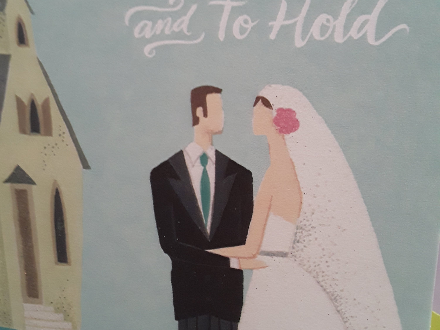 Your wedding day
