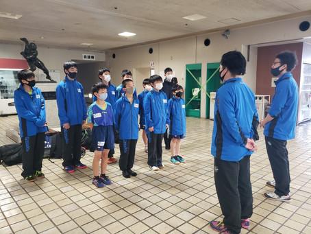ホープス・カブ・バンビの全日本選手権県予選そしてクラブ選手権が終了‼