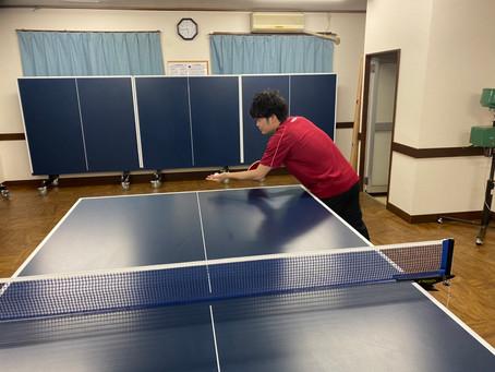 横須賀のアイリス卓球場には様々な方に来てくださっております!