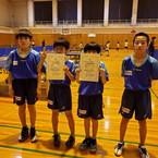 2021日5月29日県小学生研修卓球大会