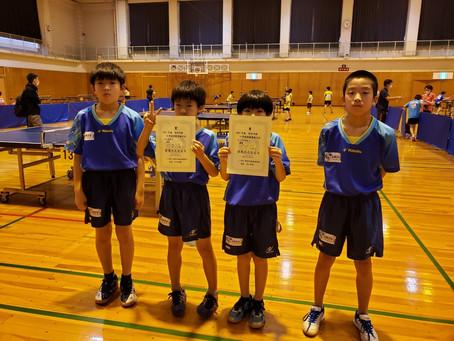 小学生研修大会でアイリスジュニアチーム生徒が2名優勝✨