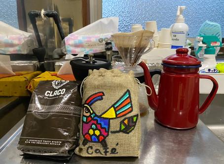 横須賀アイリス卓球場の休憩時間はコーヒー!