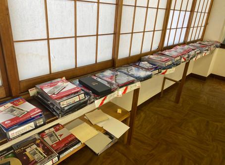 横須賀アイリス卓球場で卓球用品を購入!