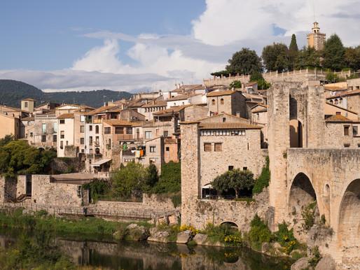 Catalonian River Dancing