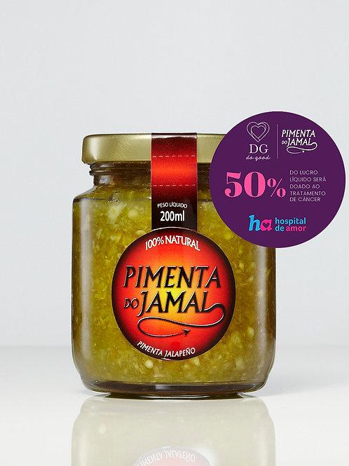 Molho de Pimenta Jalapeño