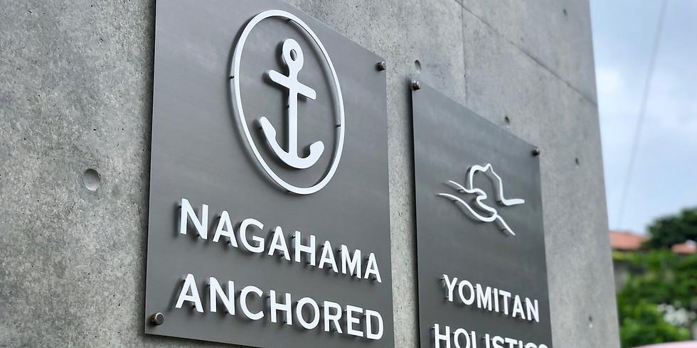 【3泊4日】ファスティング:施術プラスプログラム in Nagahama Anchored(最大4名)