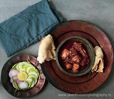 Chicken Kadhai Food Photography