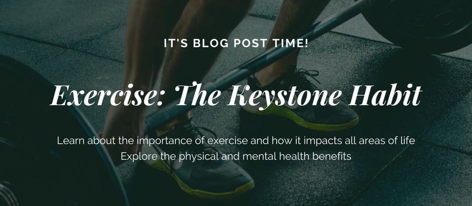 Excerise: The Keystone Habit