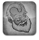 Santas Christmas Book App Icon