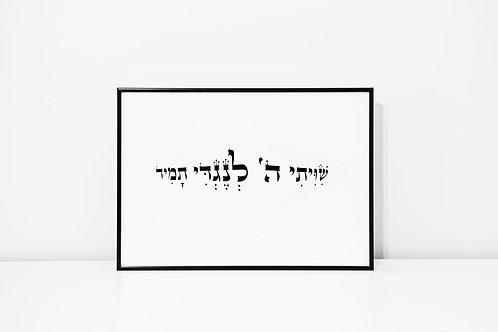 SHIVITI - Small Black and White