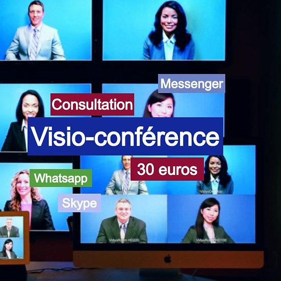 Consultation Visio-conférence avec Multi-participants