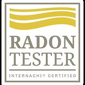 Certfied Radon Tester
