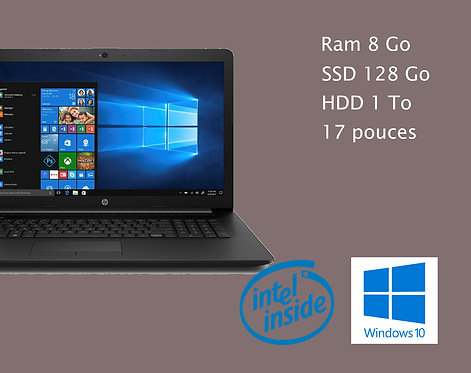 HP Laptop - 17-by3083nf