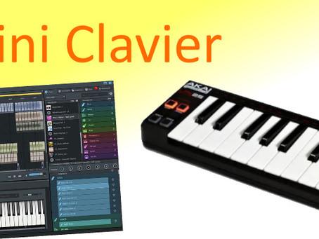 Mini clavier AKAI LPK 25