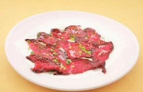 無料レシピ,お料理レシピ,業務用レシピ,牛肉塩漬け,自家製スモーク