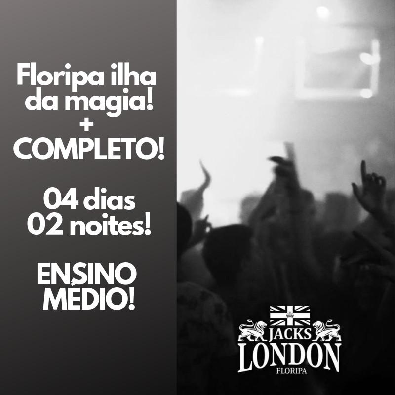 JACKS LONDON FLORIPA!!!