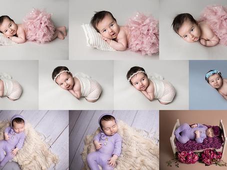 NEWBORN PHOTOGRAPHER NEAR ME | ELIANA 8 WEEKS