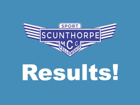 Round 2 - Hubbard Cup Results