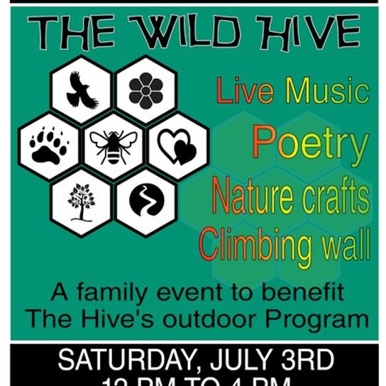 Pine Needle Presents The Wild Hive Fundraiser