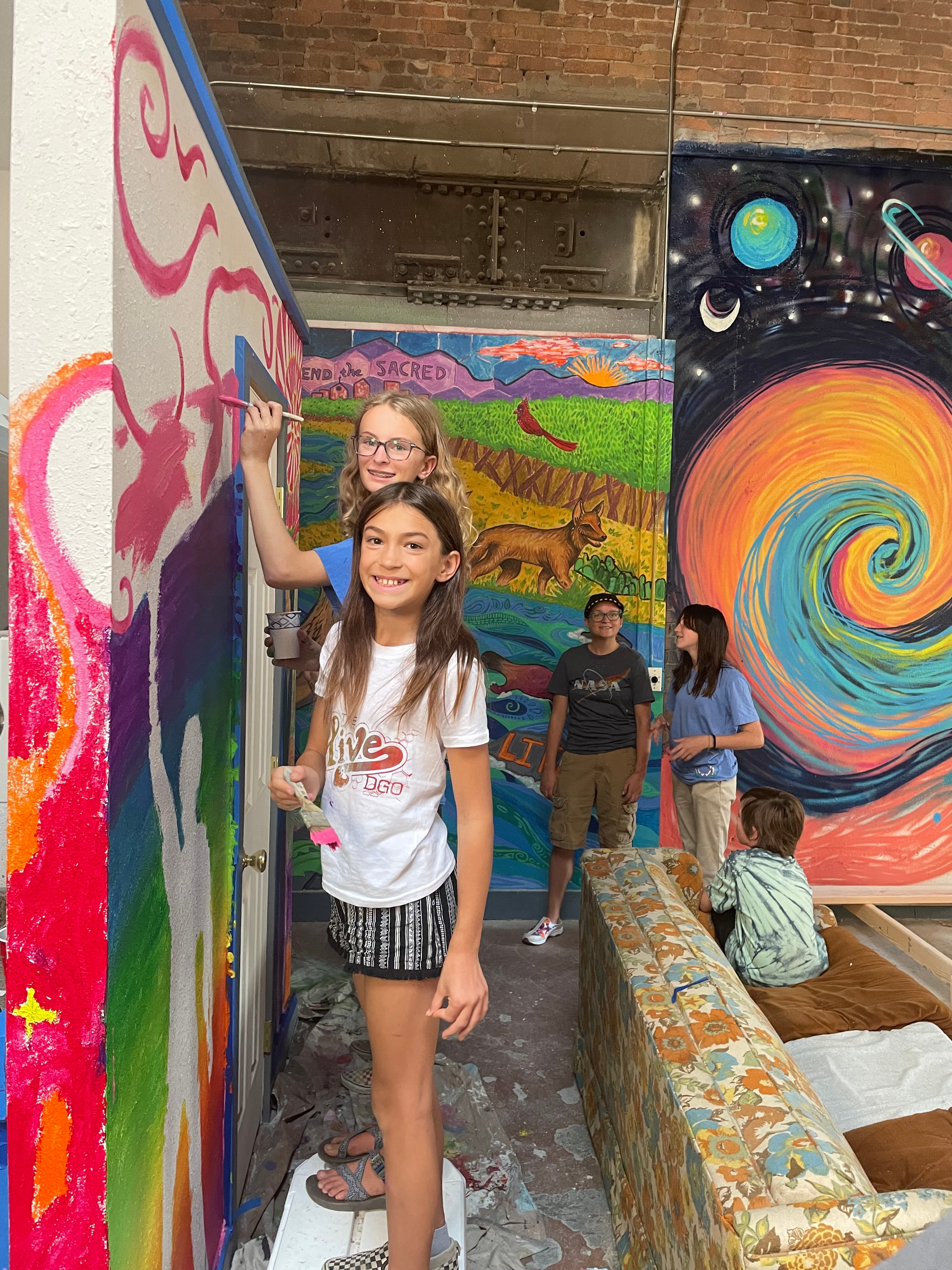 Mural Creation Station