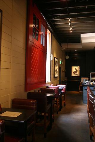 The Luggage Room Pizzeria La Grande Orange