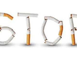 C'est décidé, j'arrête de fumer !