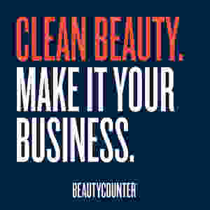 Make clean beauty your business