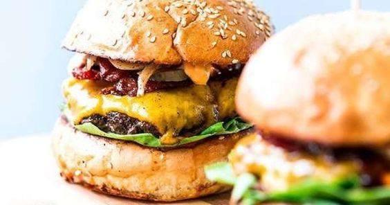 Burger O'berge + Frites + Boisson