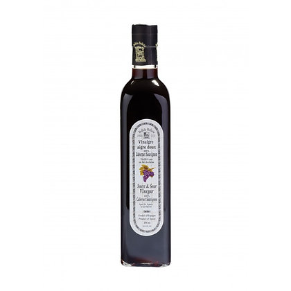 Vinaigre aigre doux 100% Cabernet Sauvignon - 50 cl