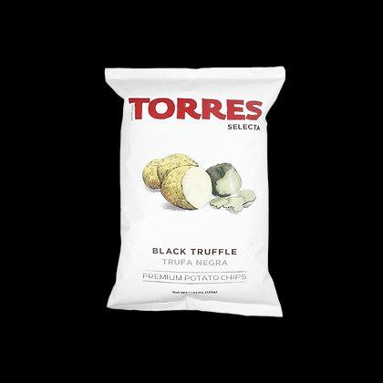 Chips à la truffe noire - 125g