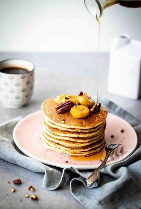 Pancakes & Sirop d'érable (x5)