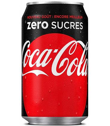 Coca Zéro - 33cl