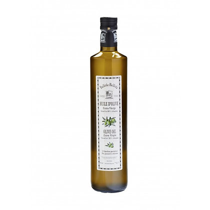Huile d'olive 100% Arbequina - 75 cl