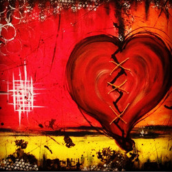 {heart strings} by_ Ashley Kunz_sold this piece to my good friend, Krista