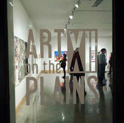 Ashley Kunz at Plains Art Museum