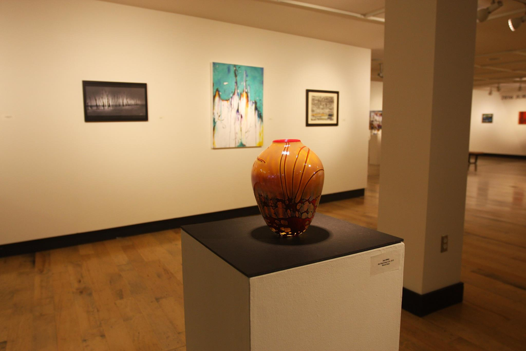 2016 Juried Memorial Union Gallery