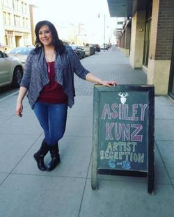 Ashley Kunz Solo Artist at Drekker